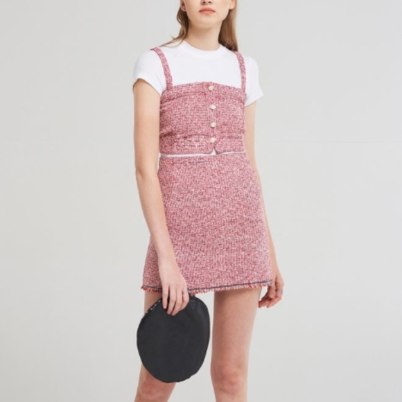 Storets Dresses & Skirts - tweed pink/red set